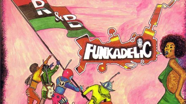 Funkadelic - One Nation Under A Groove (2014 Reissue)
