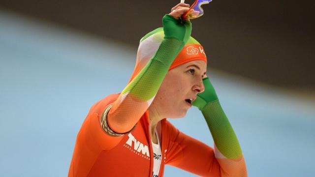 Wüst met baanrecord naar zege op 1500 meter in Inzell
