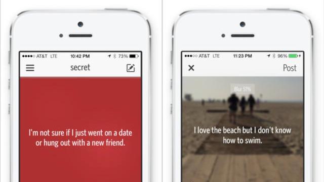 Google en Ashton Kutcher investeren in Secret
