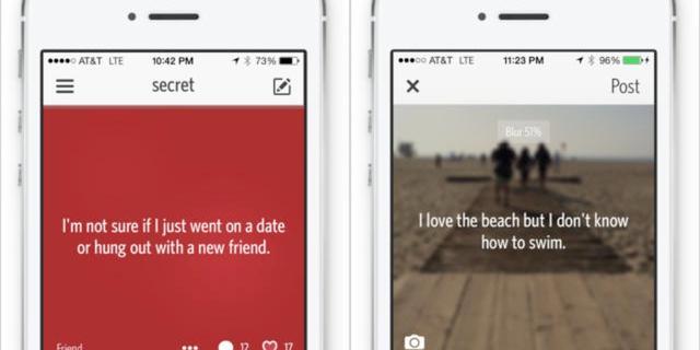 Anoniem sociaal netwerk Secret komt naar Nederland
