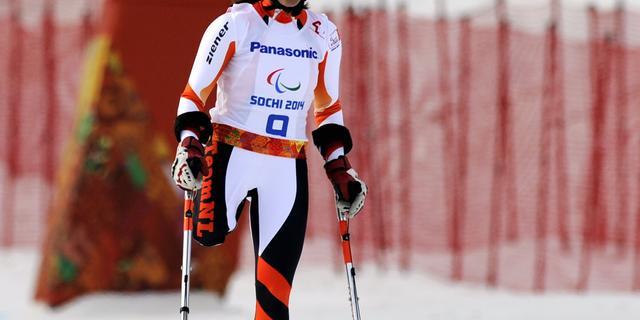 Val kost Jochemsen medaille op Paralympics
