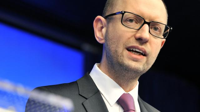 Oekraïense premier naar Obama voor overleg om Krim