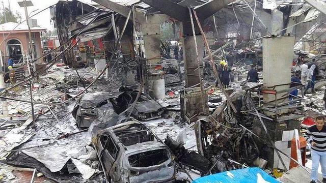 Tientallen doden door bomaanslag Irak