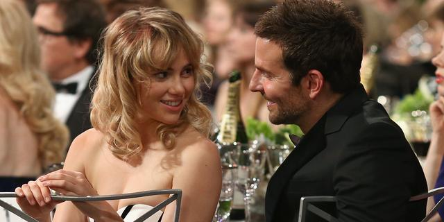 'Bradley Cooper wil kind en dan trouwen'