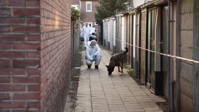 Babylijkje gevonden in Eindhoven