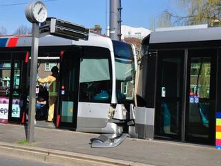 Oorzaak ongeval nog onbekend, tramverkeer stilgelegd
