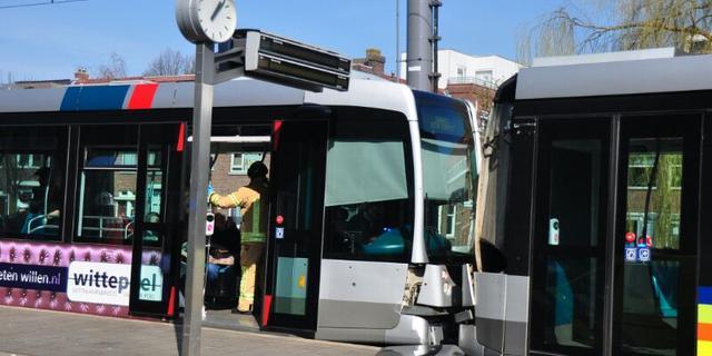 Nog twee mensen in ziekenhuis na trambotsing