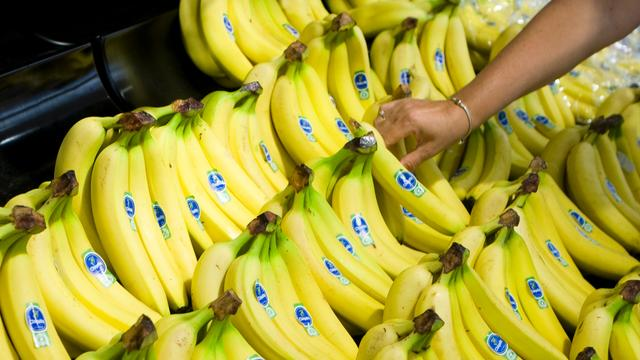 Wetenschappers creëren 'superbanaan' tegen vitaminetekort