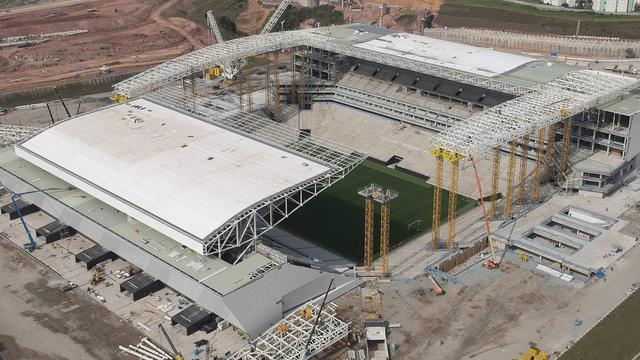 FIFA stelt dat Brazilië wellicht niet helemaal klaar is voor WK