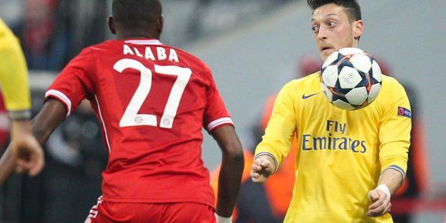 Arsenal wellicht enkele weken zonder Özil