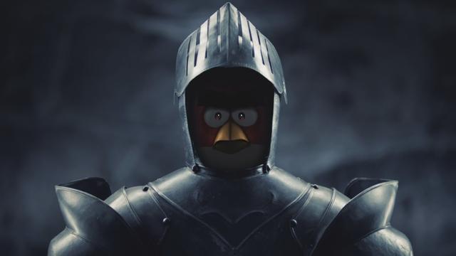 Nieuw Angry Birds-spel is roleplayinggame