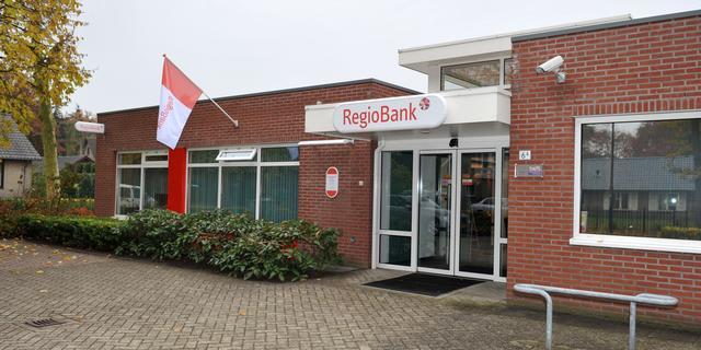 Regiobank sluit geen bankkantoren