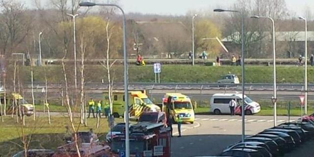 KLM-gebouw uit voorzorg ontruimd na alarm gevaarlijke stof