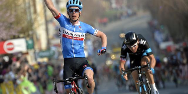 Slagter wint vierde etappe Parijs-Nice