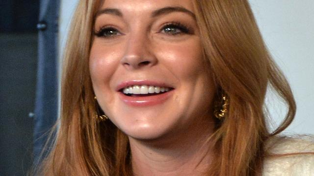 Lindsay Lohan uit bewondering voor Oprah
