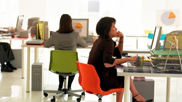 Vrouwen werken al op jonge leeftijd vaak in deeltijd