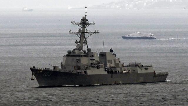 NAVO-landen oefenen in Zwarte Zee