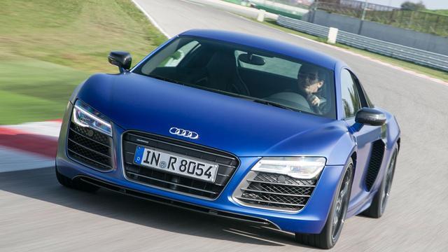 Volgende Audi R8 krijgt turbomotor
