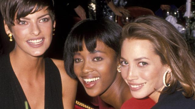 Supermodellen uit jaren negentig gaan weer samenwerken