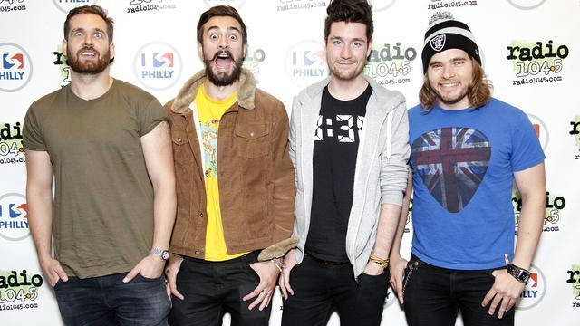 'Bastille meest gestreamde band in Verenigd Koninkrijk'
