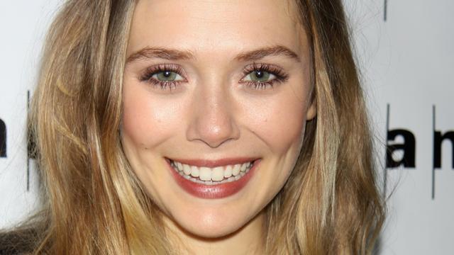 'Actrice Elizabeth Olsen verloofd'