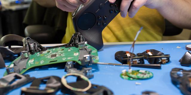 Valve toont volgende week eigen virtual reality-systeem