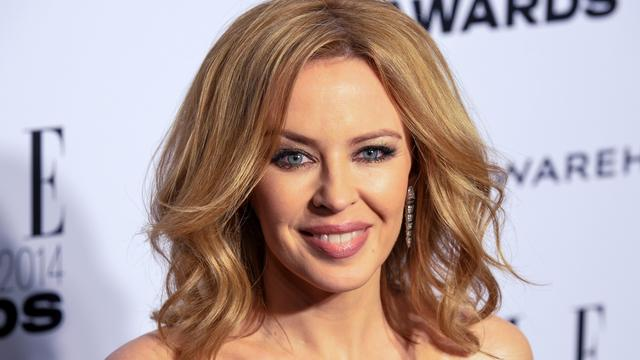 Kylie Minogue cancelt show in Dublin vanwege keelontsteking
