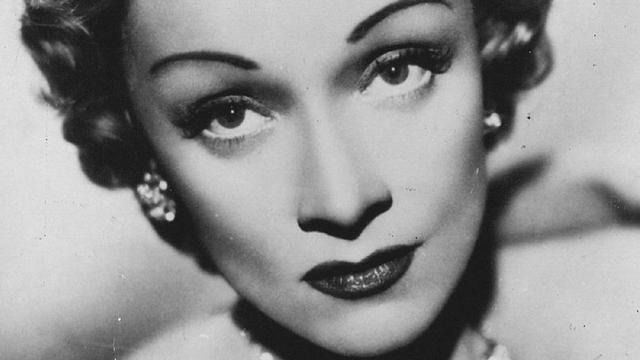 Persoonlijke spullen Marlene Dietrich gaan onder de hamer