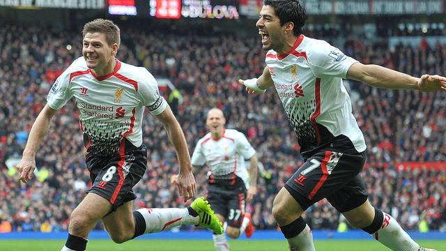Pijnlijke nederlaag United tegen Liverpool, nieuw verlies Seedorf
