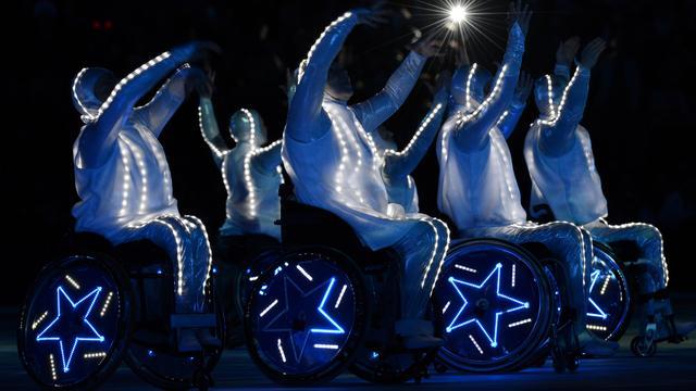 Paralympics Sotsji officieel afgesloten