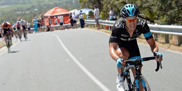 Team Sky toch zonder beoogd kopman Porte in Giro