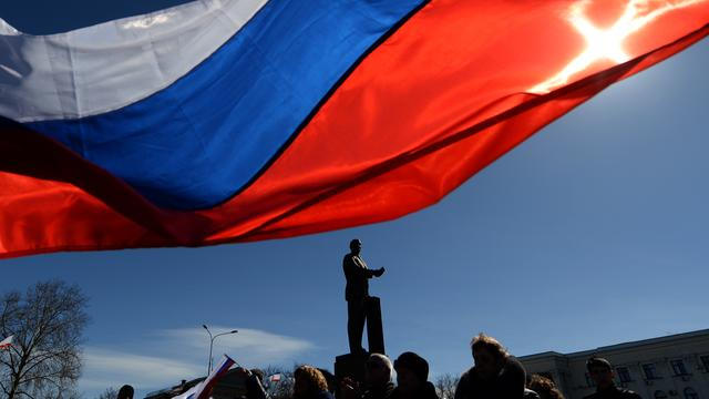 Europese Unie houdt sancties Krim in stand