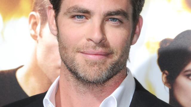 'Star Trek-acteur Chris Pine in Wonder Woman'
