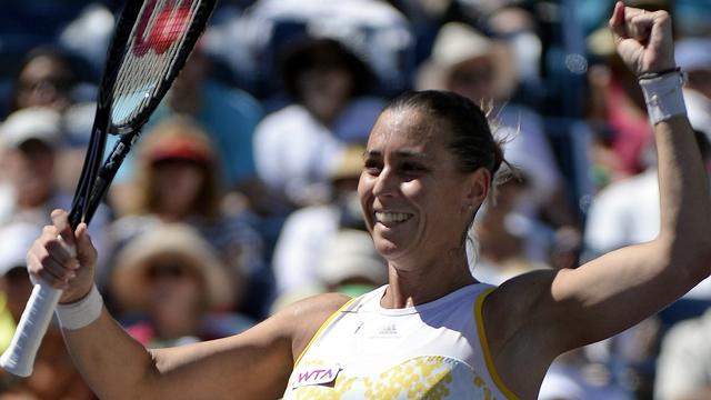 Pennetta verslaat Radwanska en zegeviert in Indian Wells
