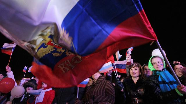 Oekraïne bereidt terugtrekken militairen op Krim voor