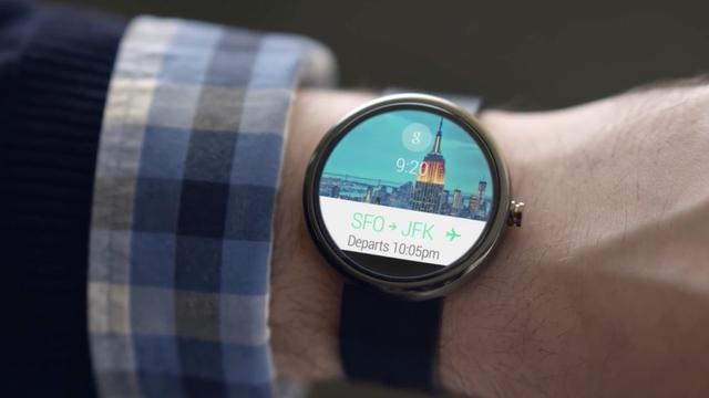 Google onthult besturingssysteem voor smartwatches
