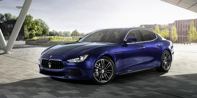 Maserati-productie wordt tijdelijk stilgelegd