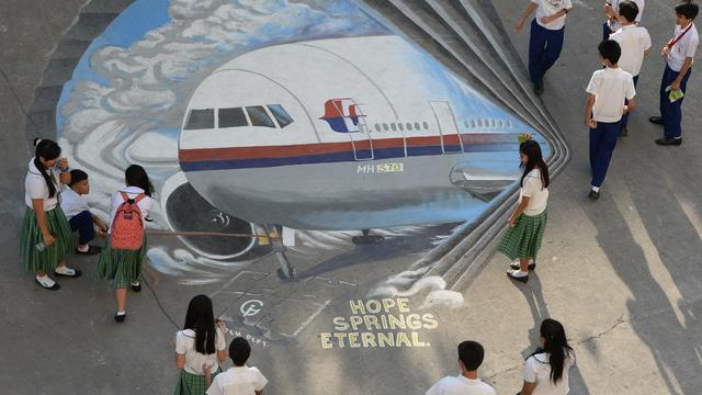 'Signalen niet van zwarte doos vermiste Boeing MH 370'