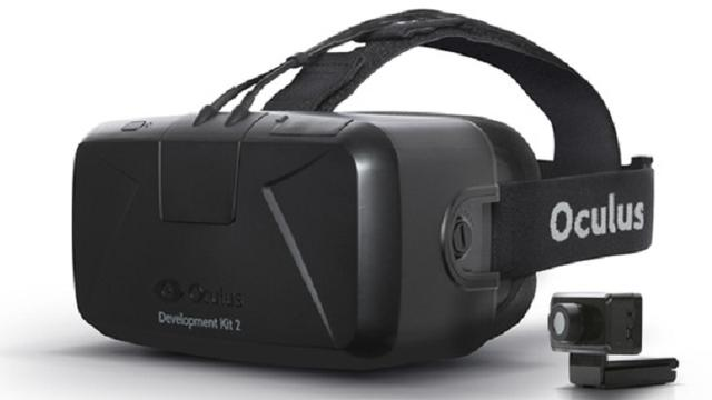 Nieuwe versie virtual reality-bril Oculus Rift onthuld