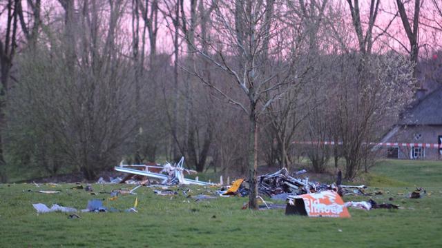 Twee doden door ongeval vliegtuigje golfbaan Voorst
