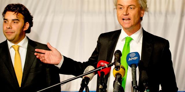'OM klaagt Wilders aan voor aanzetten tot haat en discriminatie'