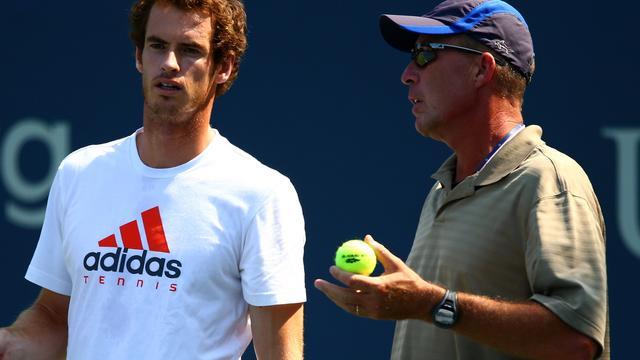 Murray beëindigt samenwerking met coach Lendl