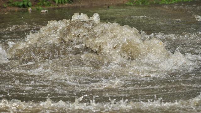 19 miljoen liter rioolwater loopt natuurpark in