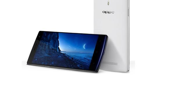Oppo Find 7 met quad hd-scherm maakt 50 megapixel-foto's