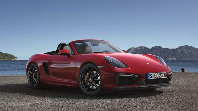 Porsche onthult Boxster GTS en Cayman GTS