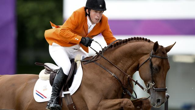 Gerco Schröder ziet toppaard London geveild worden