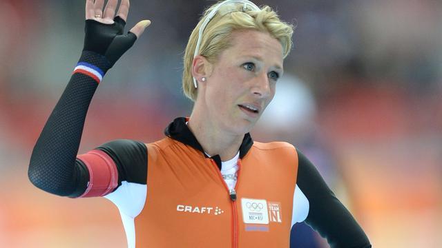Kleibeuker vertrekt bij schaatsploeg