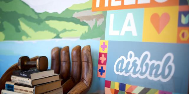 'Airbnb 10 miljard dollar waard na nieuwe investeringsronde'