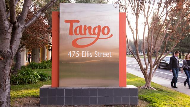 Berichtenapp Tango vangt 200 miljoen euro