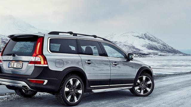 Volvo test auto's die informatie over gladheid delen
